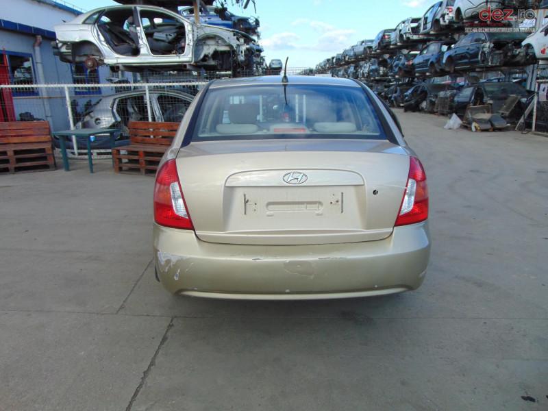 Dezmembram Hyundai Accent 1 5crdi Tip Motor D4fa An Fabricatie 2008 Dezmembrări auto în Bucov, Prahova Dezmembrari