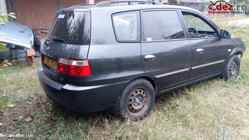 Dezmembrez Kia Carens 2000 Crdi An 2003  2006  Dezmembrări auto în Valenii de Munte, Prahova Dezmembrari