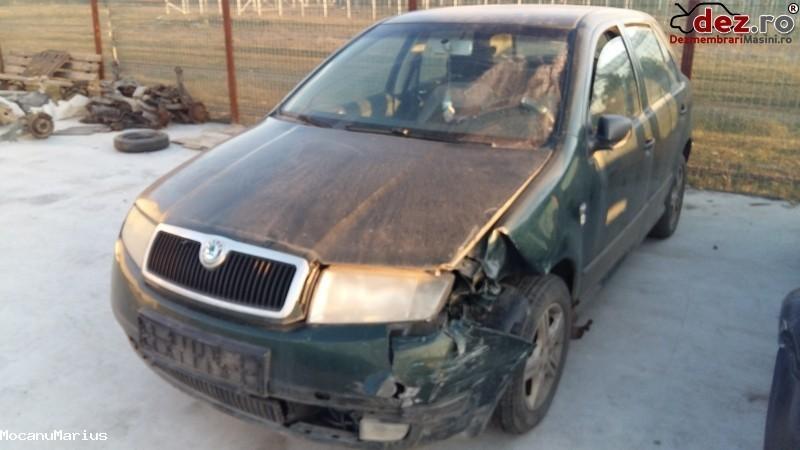 Dezmembrez Skoda Fabia An Fabricație 2000 2007 Dezmembrări auto în Valenii de Munte, Prahova Dezmembrari