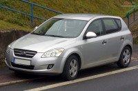 Dezmembrez Kia Ceed 2008 Hatchback Dezmembrări auto în Valenii de Munte, Prahova Dezmembrari