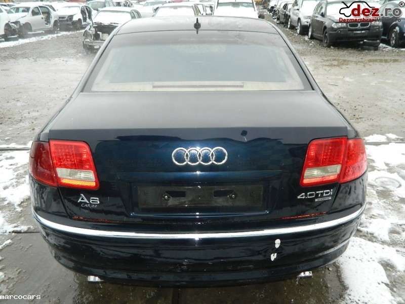 Dezmembrez Audi A8 2002 2007 (d3)