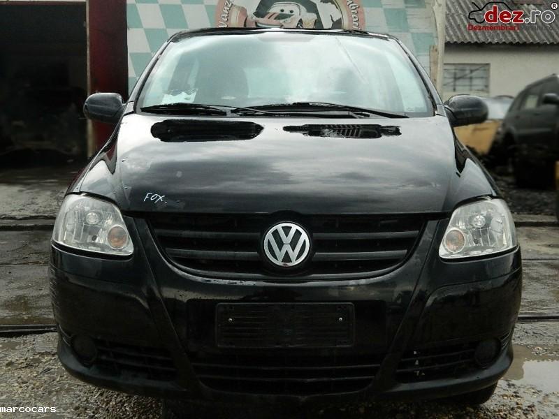 Dezmembrez Volkswagen Fox 2005 - 2009 Dezmembrări auto în Prejmer, Brasov Dezmembrari