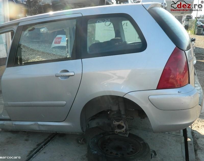 Dezmembrez Peugeot 307 2002 - 2005  Dezmembrări auto în Prejmer, Brasov Dezmembrari