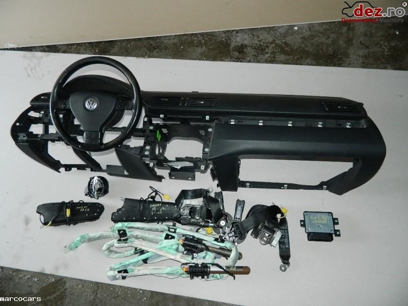 Airbag volan Volkswagen Passat 2007 Piese auto în Prejmer, Brasov Dezmembrari