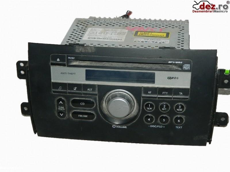 Sistem audio Fiat Sedici 2008 Piese auto în Prejmer, Brasov Dezmembrari