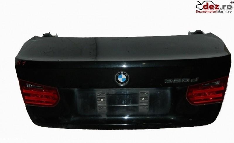 Capota spate BMW 320 F30 2015 Piese auto în Prejmer, Brasov Dezmembrari