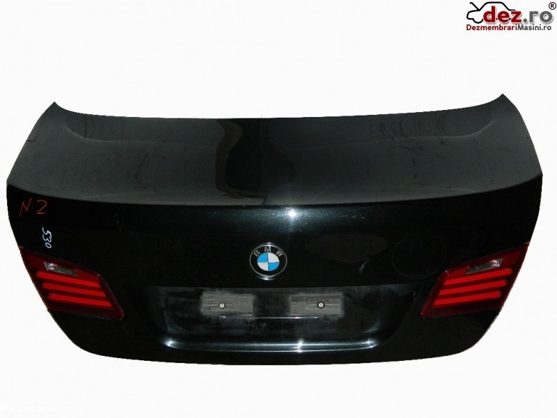 Capota fata BMW 530 F10 2015 Piese auto în Prejmer, Brasov Dezmembrari