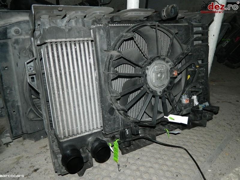 Ventilator radiator Citroen C5 2009 Piese auto în Prejmer, Brasov Dezmembrari