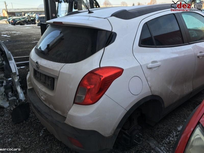 Dezmembrez Opel Mokka Din 2013 Dezmembrări auto în Prejmer, Brasov Dezmembrari