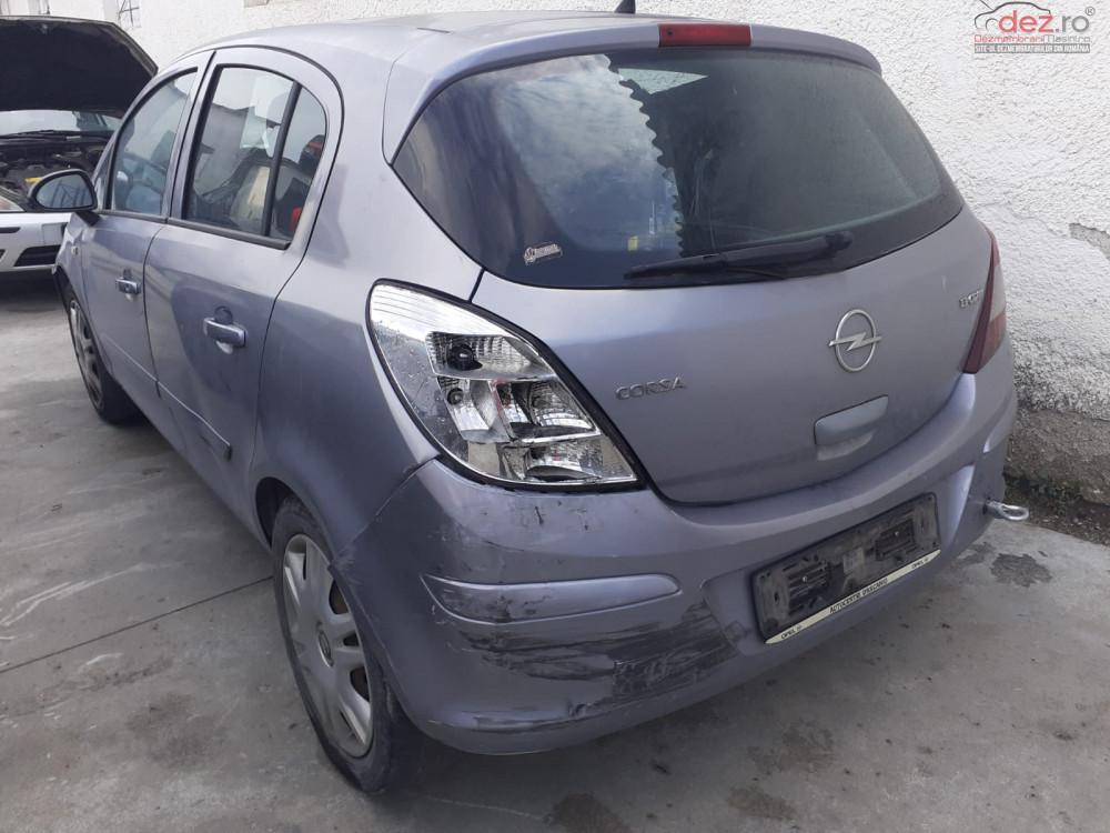 Dezmembrez Opel Corsa D Din 2007 Motor 1 3 Diesel