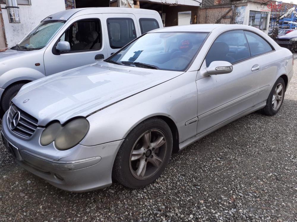 Dezmembrez Mercedes Clk Din 2003 Motor 2 7 Diesel
