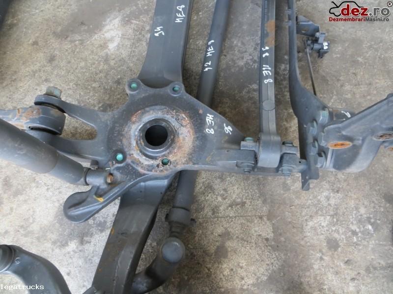 Suport axa fata stanga Mercedes Actros MP4 Euro 6 A9603240724 Dezmembrări camioane în Floresti, Cluj Dezmembrari