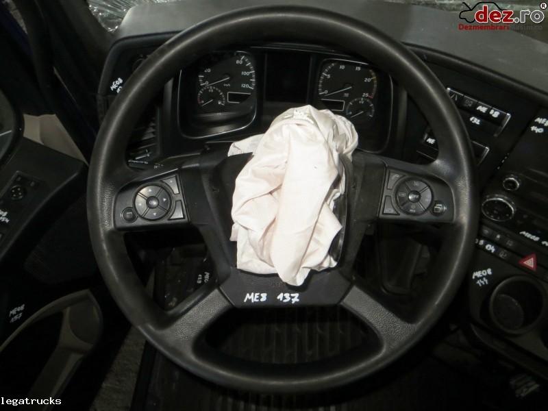 Volan fara airbag Mercedes Actros A9604602803 A9608201910 Dezmembrări camioane în Floresti, Cluj Dezmembrari