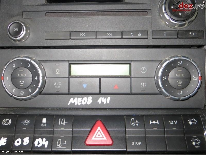 Panou clima Mercedes Actros A9604469628 Dezmembrări camioane în Floresti, Cluj Dezmembrari