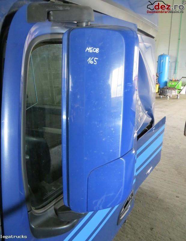 Oglinda stanga Mercedes Actros A9608101619 Dezmembrări camioane în Floresti, Cluj Dezmembrari