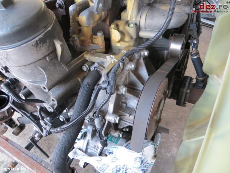 Corp pompa apa MAN TGX 51.06330-5041 M84/07 Dezmembrări camioane în Floresti, Cluj Dezmembrari