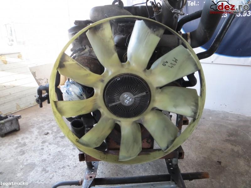 Paleta motor MAN TGX Euro 5 51.06601-0279 M84/10 Dezmembrări camioane în Floresti, Cluj Dezmembrari