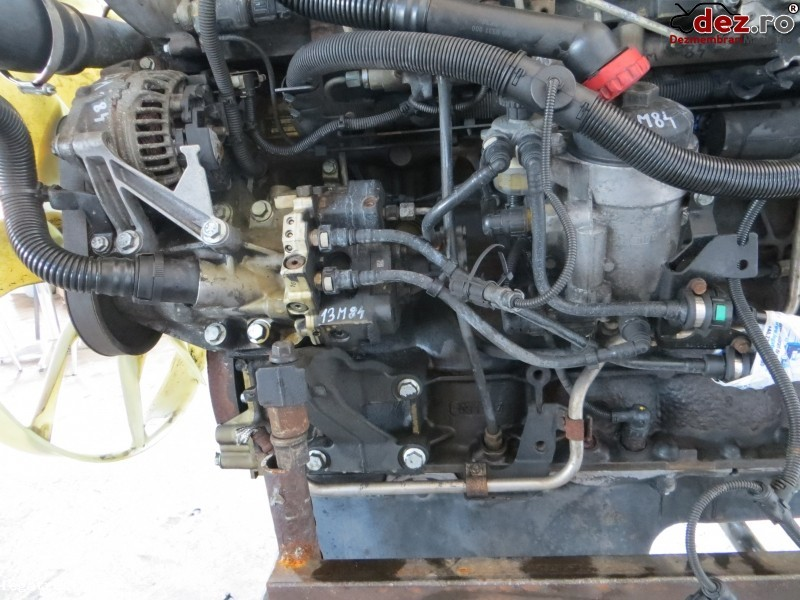 Pompa inalta cu cuplaj MAN TGX Euro 5 51.11103-7792 M84/13 Dezmembrări camioane în Floresti, Cluj Dezmembrari