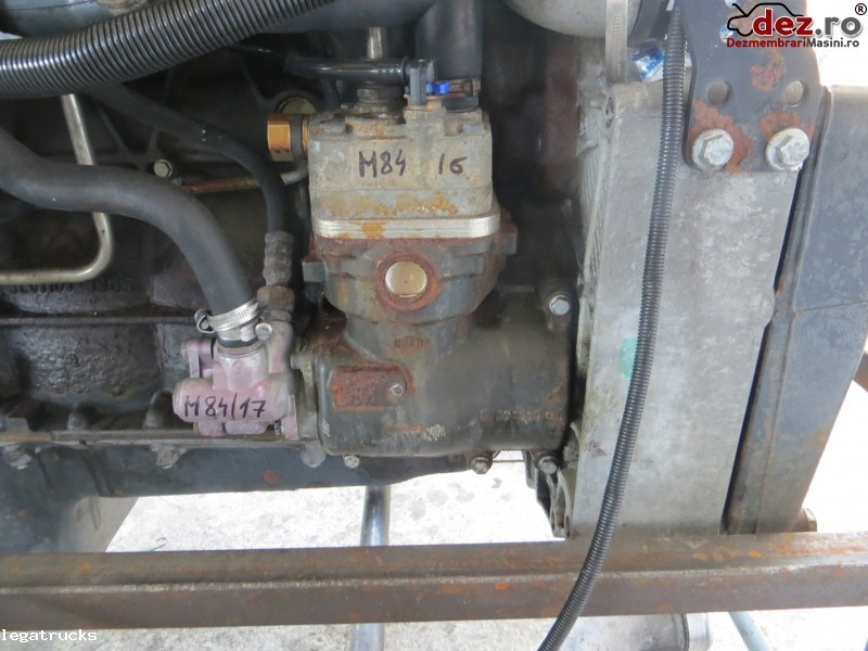 Compresor aer MAN TGX Euro 5 51.54100-7121 M84/16 Dezmembrări camioane în Floresti, Cluj Dezmembrari