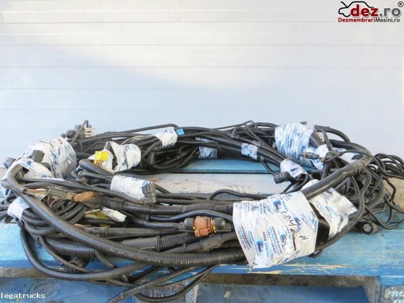 Instalatie electrica MAN TGX 81.25454-6584 Dezmembrări camioane în Floresti, Cluj Dezmembrari
