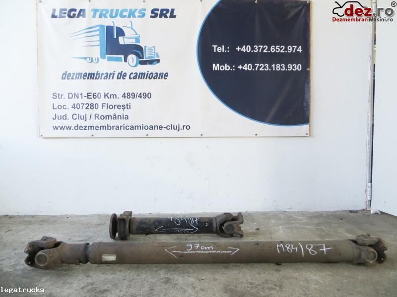 Cardan mare 197cm cardan mic 95cm MAN TGX 81.39385-6085 M84/87 Dezmembrări camioane în Floresti, Cluj Dezmembrari