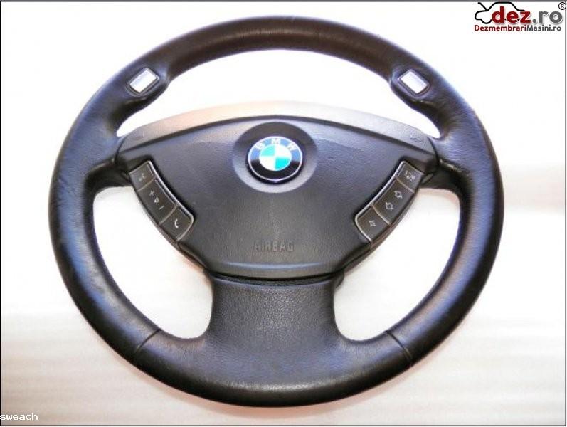 Volan BMW 760 2006 Piese auto în Aiud, Alba Dezmembrari