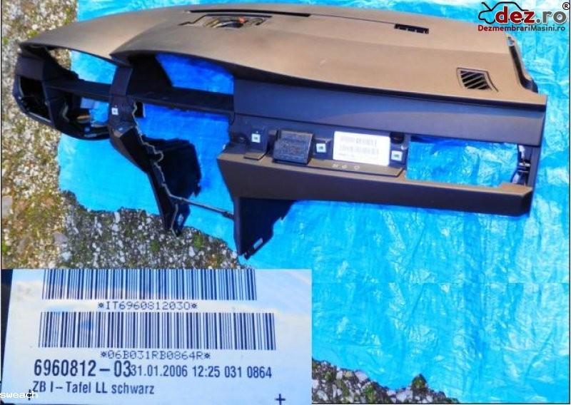 Bmw e60 e61 model facelift 2005 2009 plansa bord si airbag pasager pt modelul... Dezmembrări auto în Aiud, Alba Dezmembrari