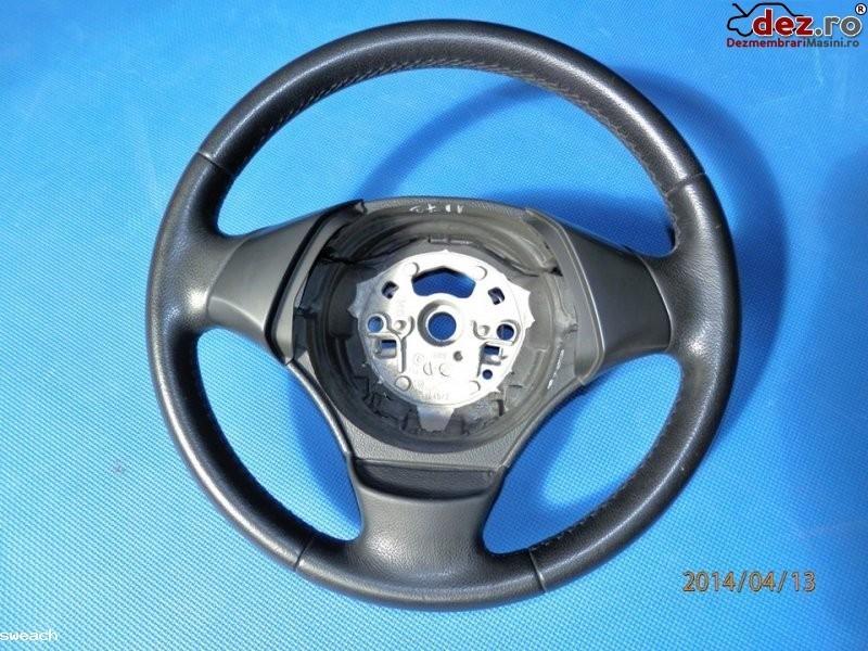 Bmw seria 3 e90 e91 e92 e93 model 2006  2013 volan piele fara comenzi  pret  100... Dezmembrări auto în Aiud, Alba Dezmembrari