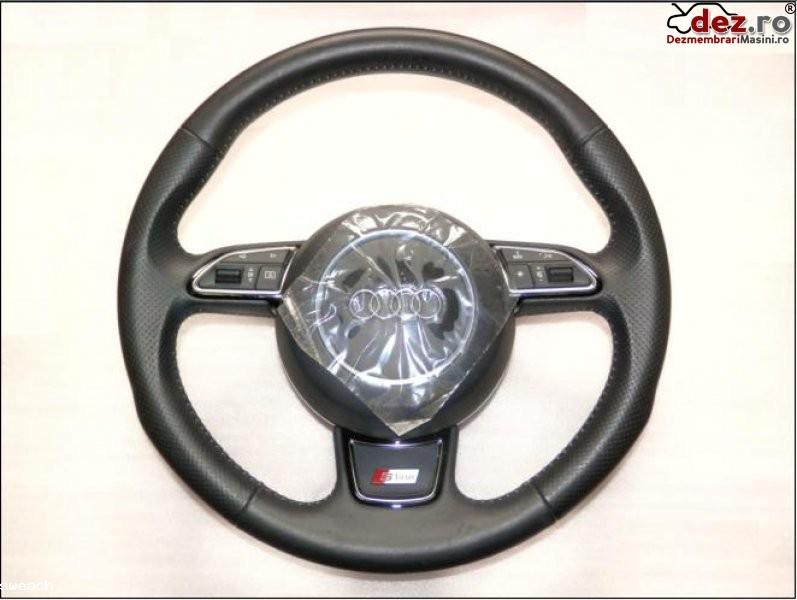 Volan Audi S4 2013 Piese auto în Aiud, Alba Dezmembrari