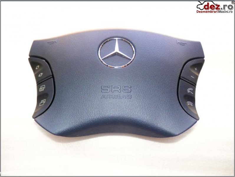 Airbag volan Mercedes S 600 2005 Piese auto în Aiud, Alba Dezmembrari