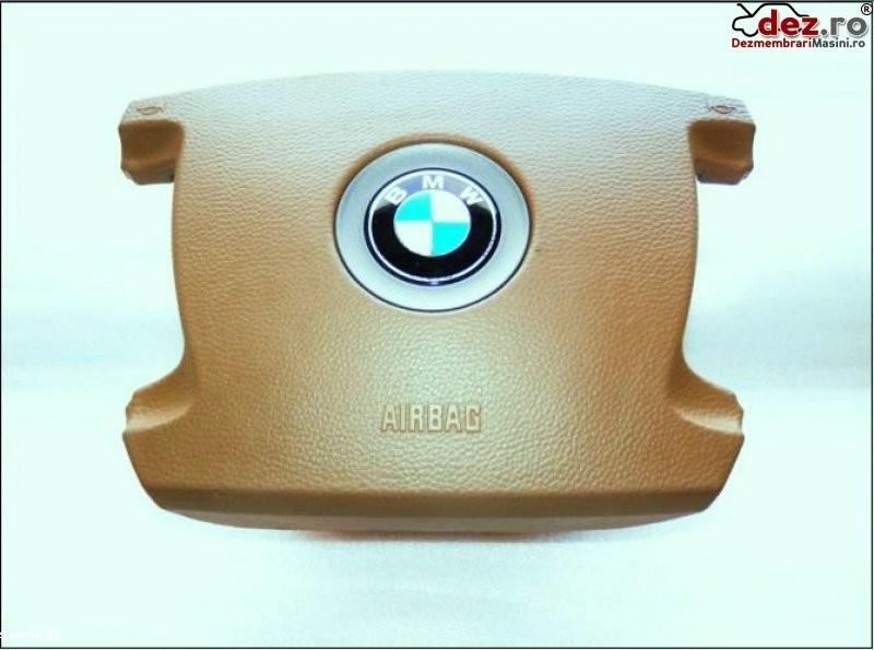 Airbag volan BMW 750 2004 Piese auto în Aiud, Alba Dezmembrari