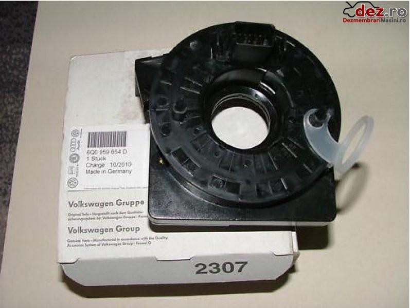 Spirala airbag polo   t5   skoda 2009  2011 6q0 959 654 dspirala airbag... Dezmembrări auto în Aiud, Alba Dezmembrari