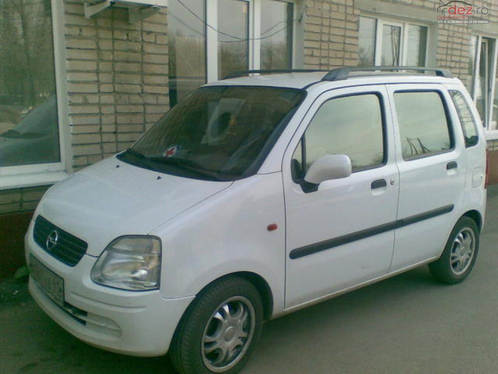 Dezmembrez Opel Agila An 2004 Motor 1 2 Benzina Dezmembrări auto în Barlad, Vaslui Dezmembrari