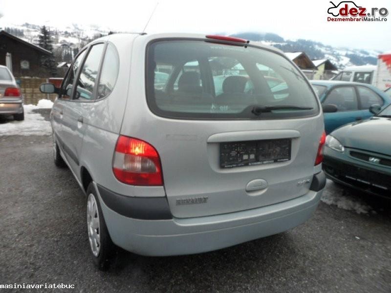 Masca fata renault scenic 2 0 benzina din dezmembrari piese auto renault... Dezmembrări auto în Bucuresti, Bucuresti Dezmembrari