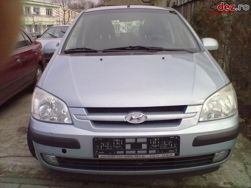 Punte spate hyundai getz 1 1 benzina din dezmembrari piese auto hyundai getz Dezmembrări auto în Bucuresti, Bucuresti Dezmembrari