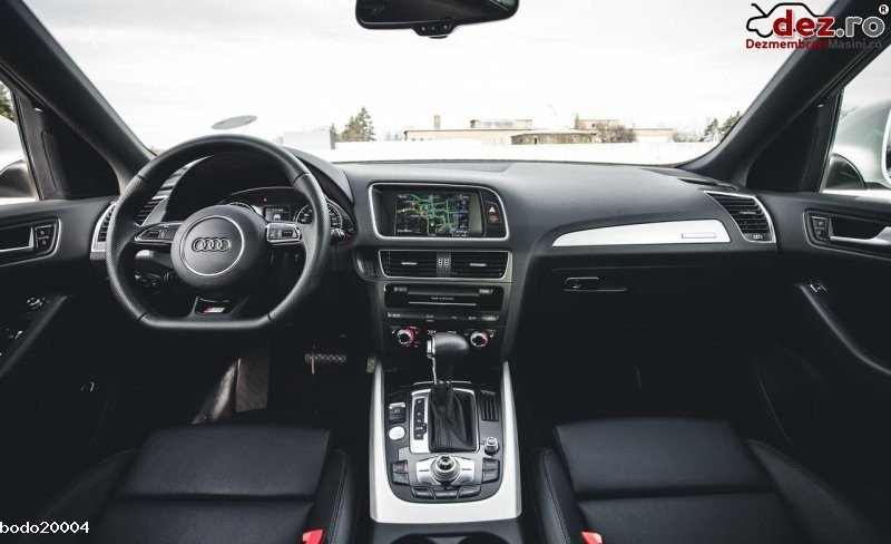 Audi Q5 S Line Bi Xenon Fata Completa Dezmembrări auto în Ploiesti, Prahova Dezmembrari