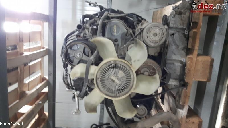 Motor complet Mitsubishi L200 2007 cod 4d56 Piese auto în Ploiesti, Prahova Dezmembrari