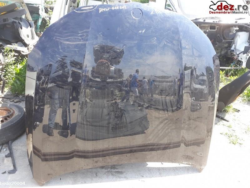 Capota fata BMW 735 G11 2015 Piese auto în Ploiesti, Prahova Dezmembrari