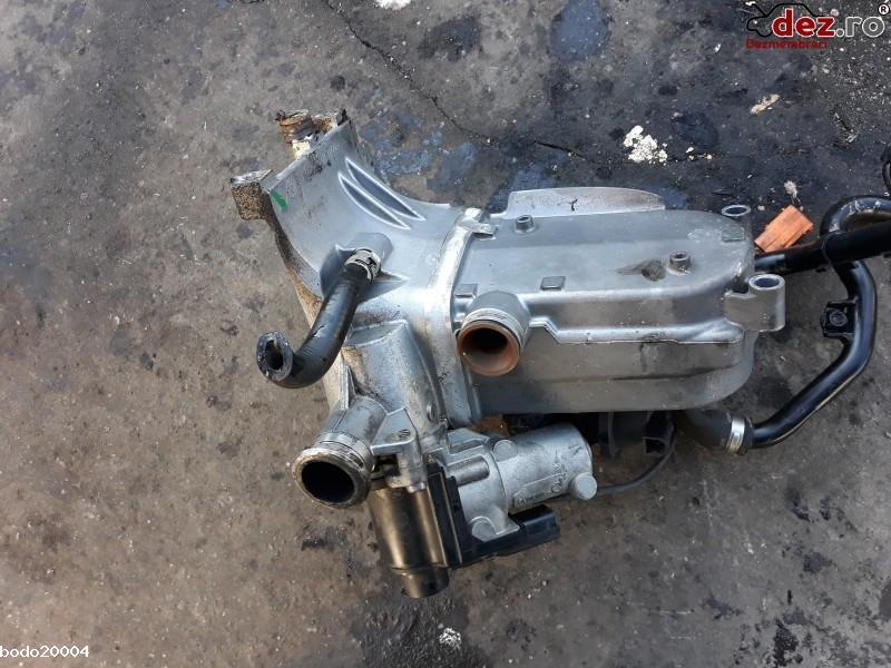 Racitor gaze evacuare Audi A6 Allroad 2010 Piese auto în Ploiesti, Prahova Dezmembrari