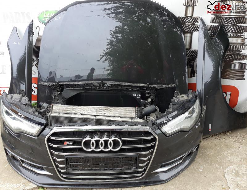 Fata Completa Audi A6 4g Berlina S Line  Dezmembrări auto în Ploiesti, Prahova Dezmembrari