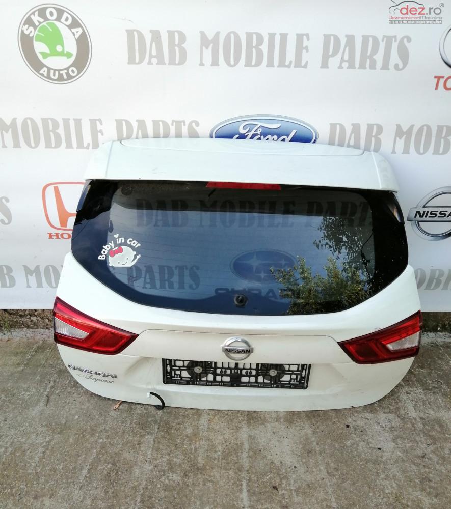 Haion Nissan Qashqai  Piese auto în Ploiesti, Prahova Dezmembrari