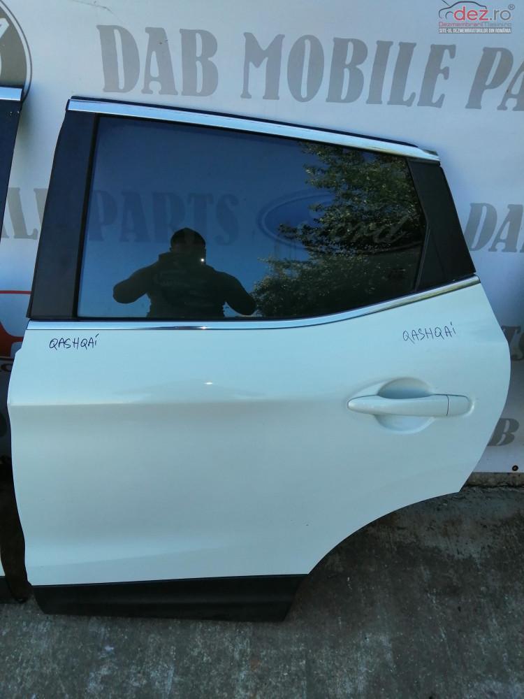 Usa Stanga Fata Spate Nissan Qashqai  Piese auto în Ploiesti, Prahova Dezmembrari