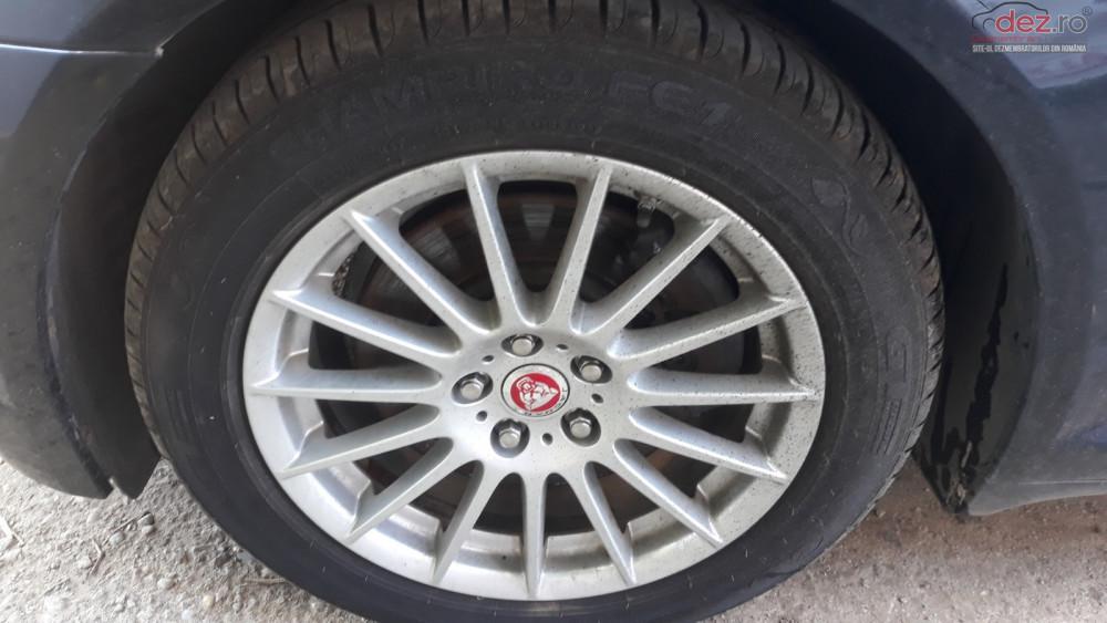 Set Jante De Aliaj 5x108 R17 Jaguar Xf  Piese auto în Ploiesti, Prahova Dezmembrari