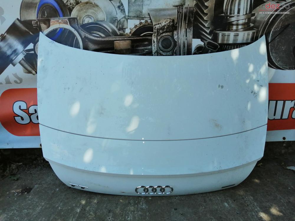 Capota Portbagaj Audi Tt 2019  Piese auto în Ploiesti, Prahova Dezmembrari