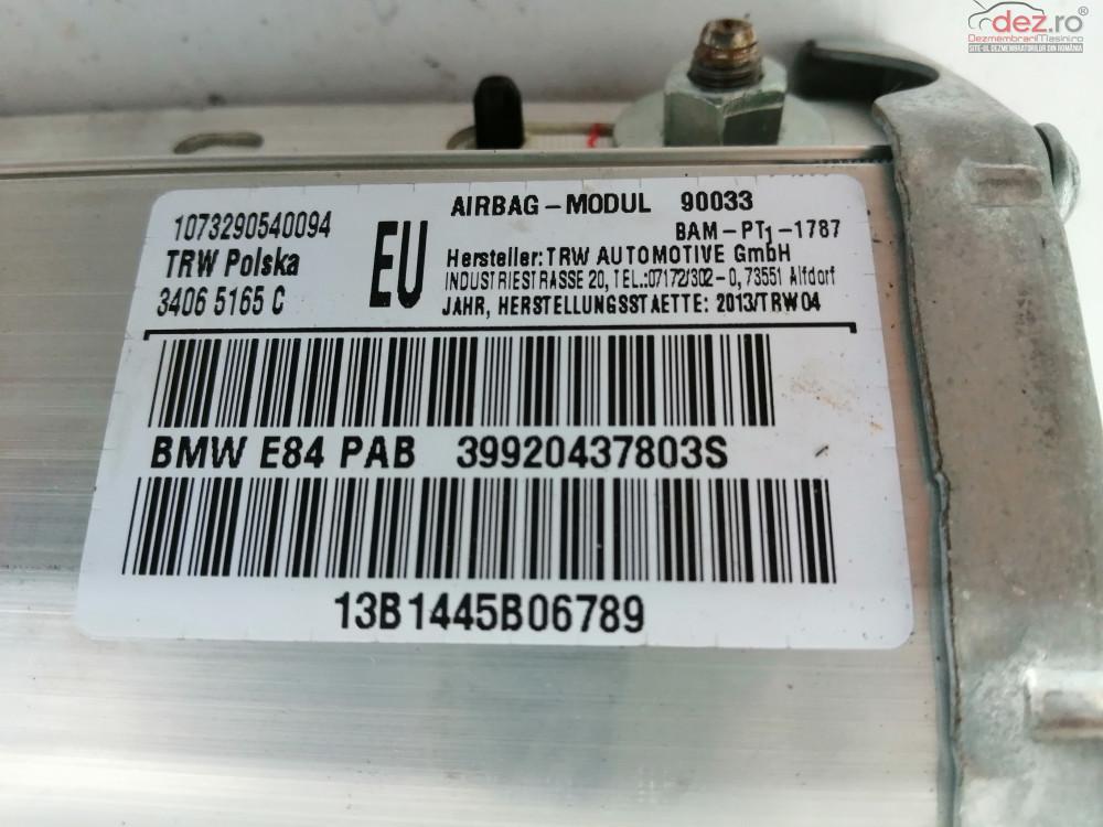 Airbag Pasager Bmw X1 E84 Cod 39920437803s  Piese auto în Ploiesti, Prahova Dezmembrari