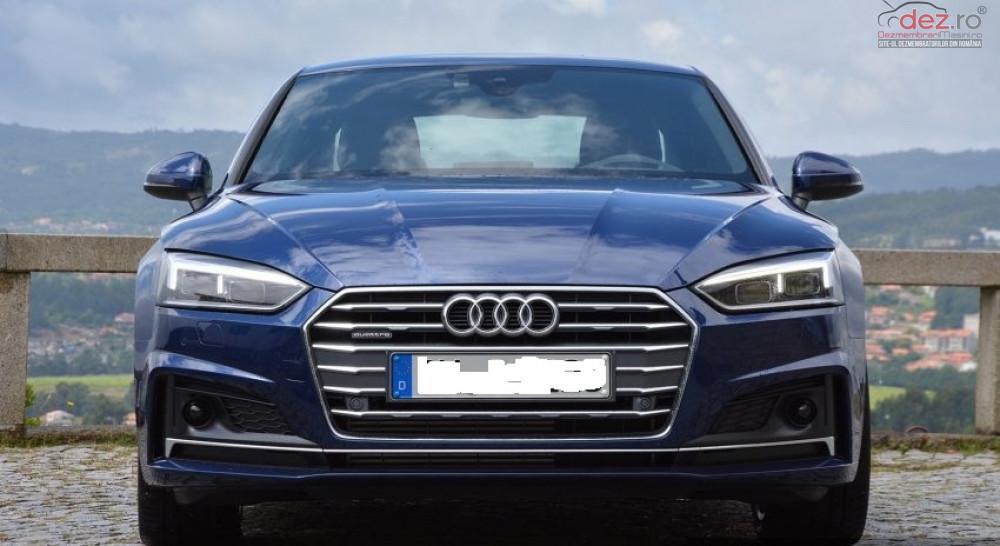Fata Completa Audi A5 2017 Dezmembrări auto în Ploiesti, Prahova Dezmembrari