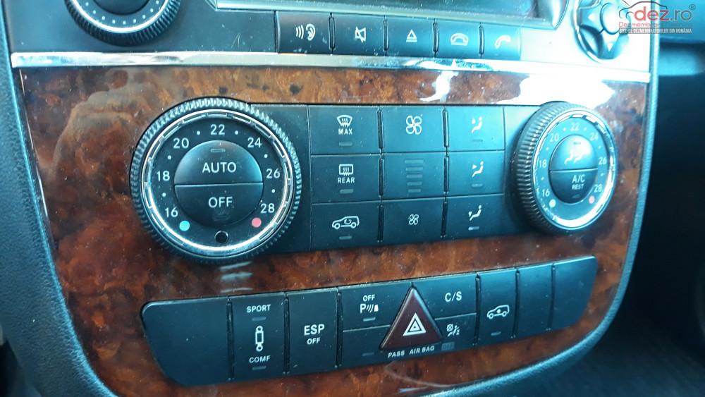 Panou Climatronic Mercedes R Class W251 Piese auto în Ploiesti, Prahova Dezmembrari