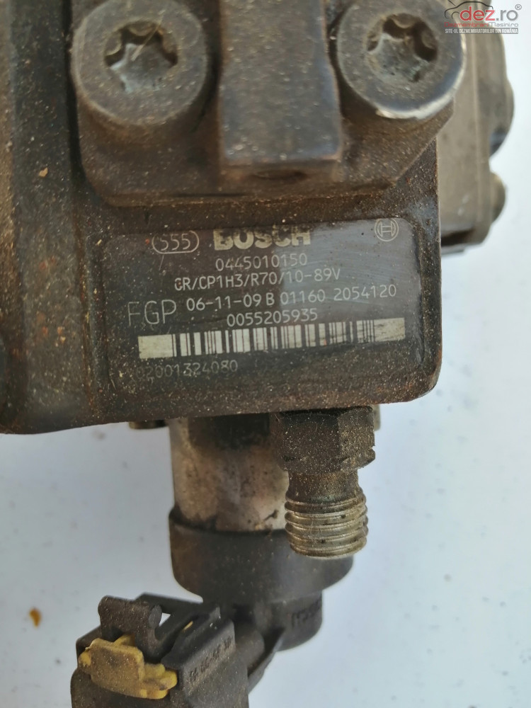 Pompa Injectie Alfa Romeo 159 1 9 Jtd Cod 0445010150  Piese auto în Ploiesti, Prahova Dezmembrari