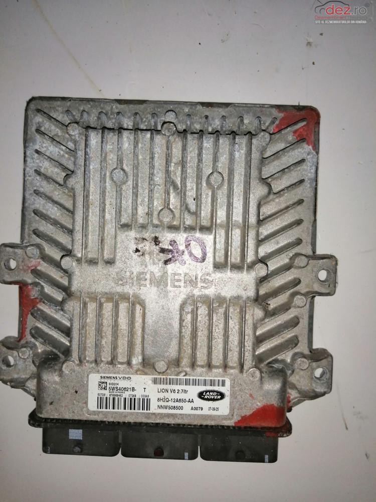 Calculator Motor Range Rover 2 7 Cod 8h2q12a650aa Piese auto în Ploiesti, Prahova Dezmembrari