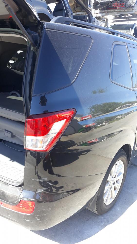 Aripa Spate Stanga Dreapta Ssangyong Rodius 2014 Piese auto în Ploiesti, Prahova Dezmembrari